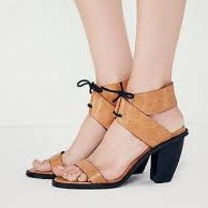 Free People   Falling Heels Sandals